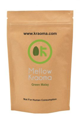 Green Malay Pouch